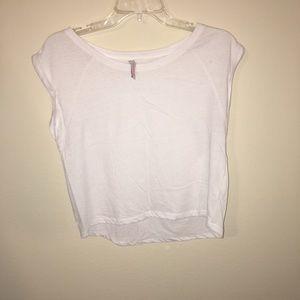 Cropped shirts